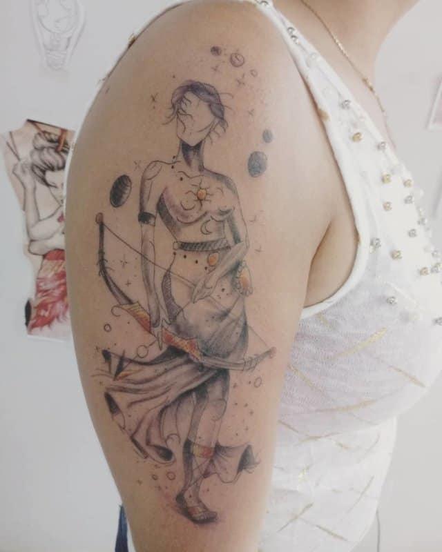 Tatuajes-del-signo-sagitario-Tendencias-modernas-para-las-mujeres-y-los-hombres