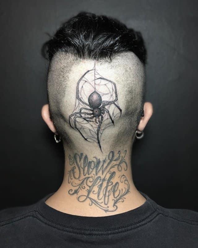 Tatuajes-en-la-cabeza-Impresionantes-y-bonitos-tatuajes-modernos-sobre-la-cabeza
