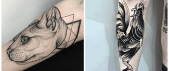 Tatuajes mas populares- imagenes de animales populaes para mujeres e hombres