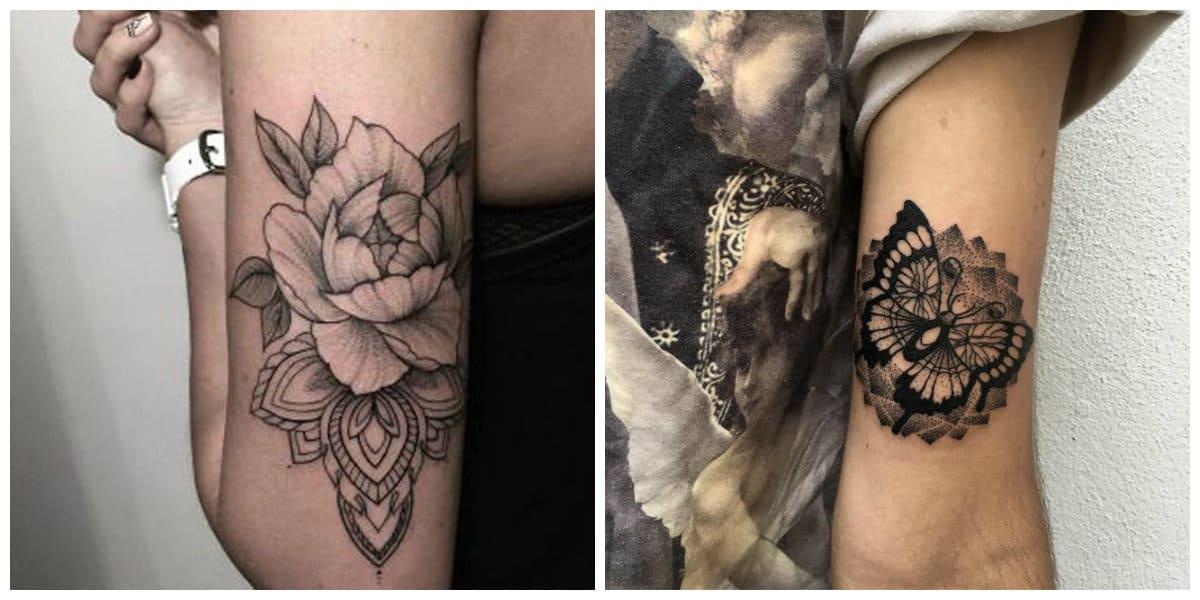 Tatuajes para mujer en el brazo- ideas interesantes femeninas