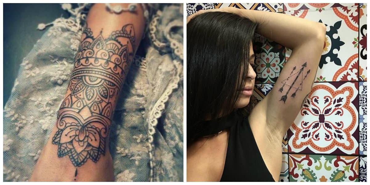 Tatuajes para mujer en el brazo- algunas ideas desde moda femenina Tatuajes-para-mujer-2018