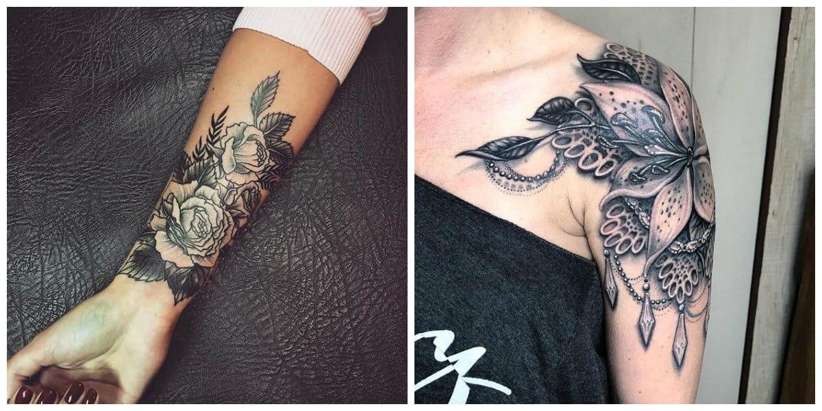 Tatuajes Para Mujer En El Brazo Las Tendencias Principales Y