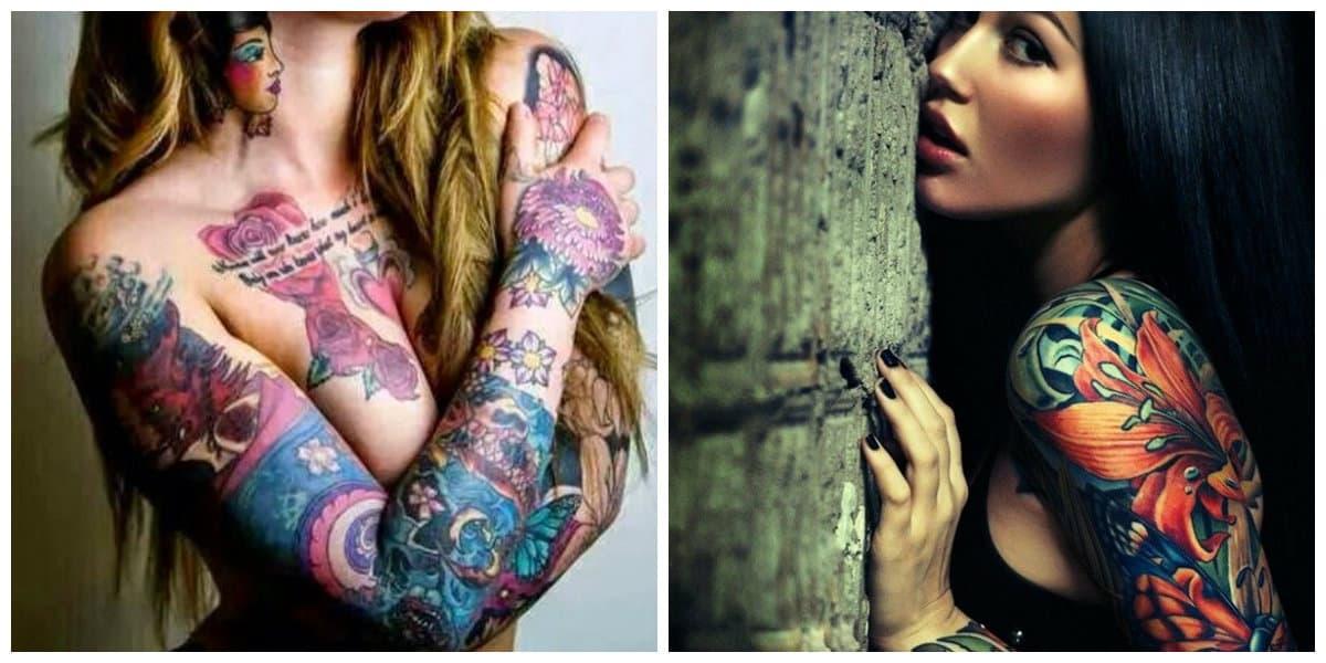 Tatuajes sexis para mujeres- diferentes imagenes para las chicas de moda Tatuajes-para-mujer-2018