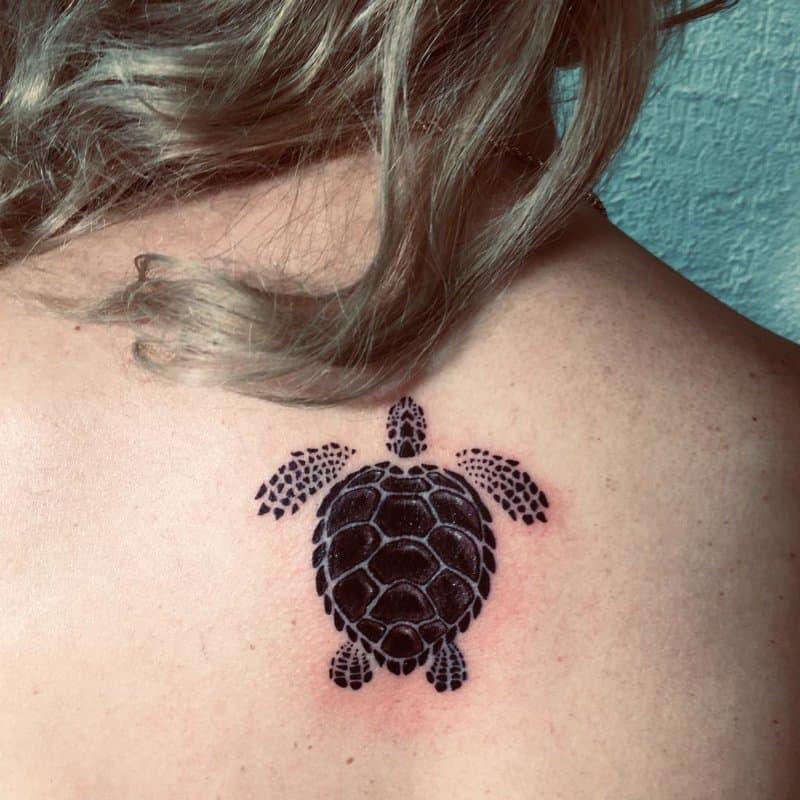 Tatuajes-de-tortugas-Tendencias-y-significaciones-de-tatuajes-de-tortuga-para-todos