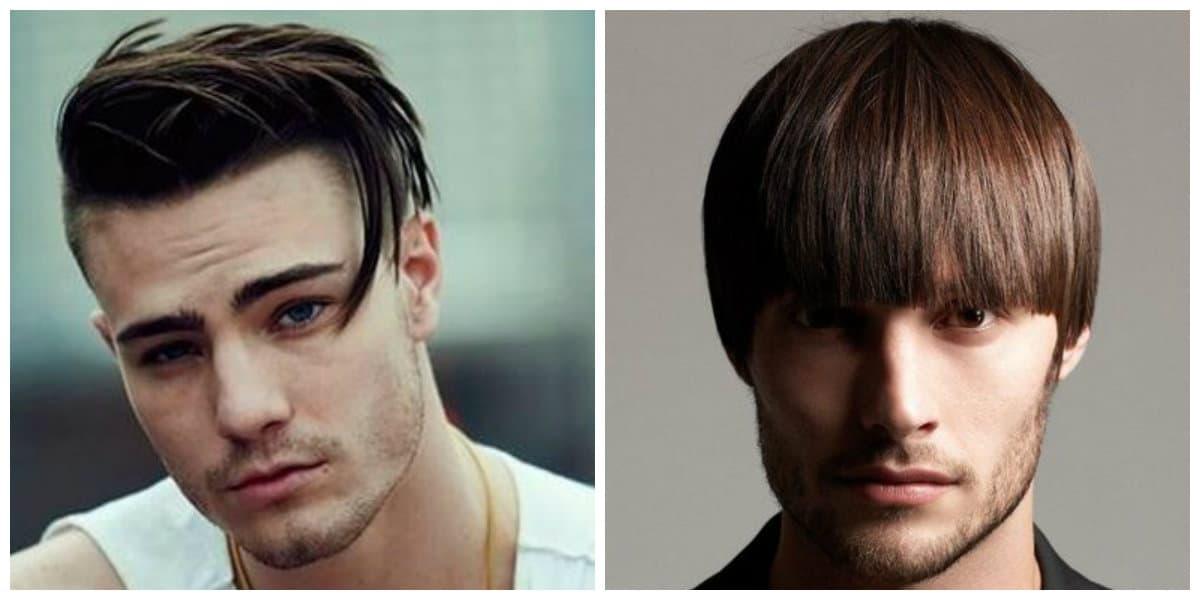 Cortes de pelo para hombres 2019- pelo corto y largo