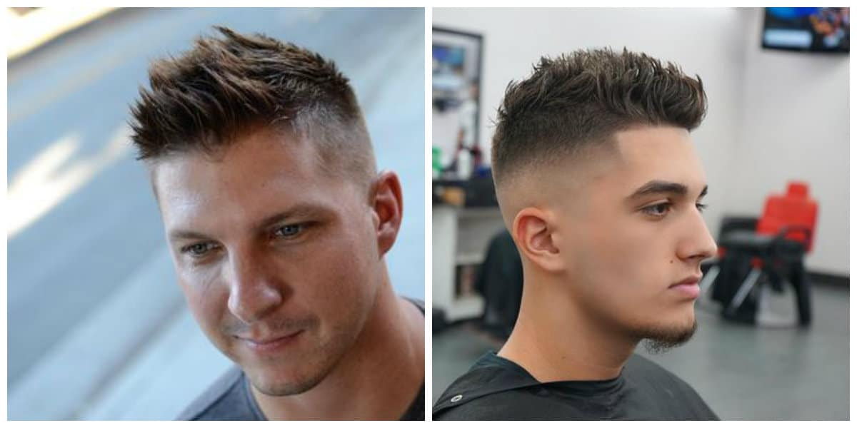 Cortes De Pelo Para Hombres 2019 Algunos Peinados De Varias Longitudes