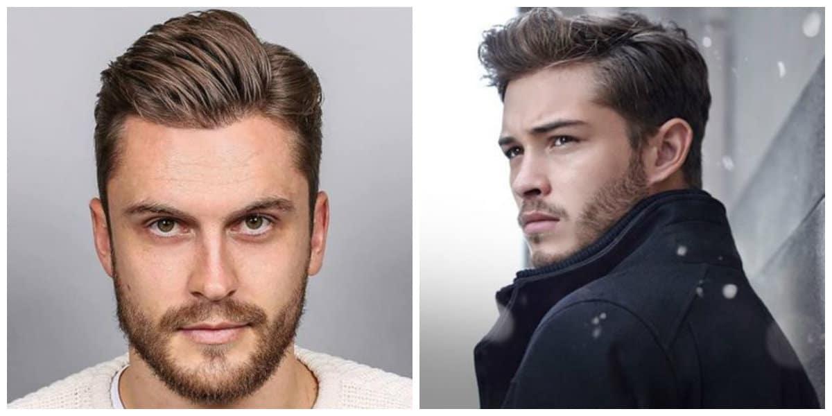 Cortes De Pelo Para Hombres 2021: Algunos Peinados De Varias Longitudes
