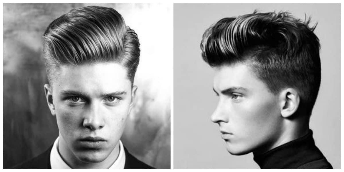 Cortes de pelo para hombres 2019- imagenes estilo retro