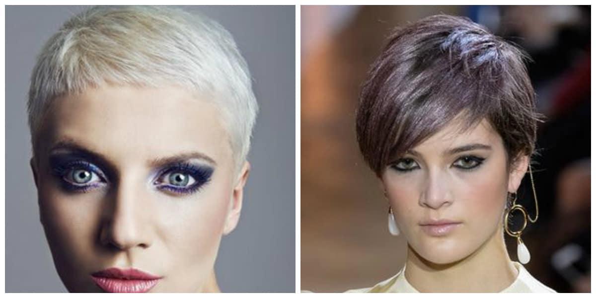 Cortes de pelo pixie 2019- algunas tendencias de moda
