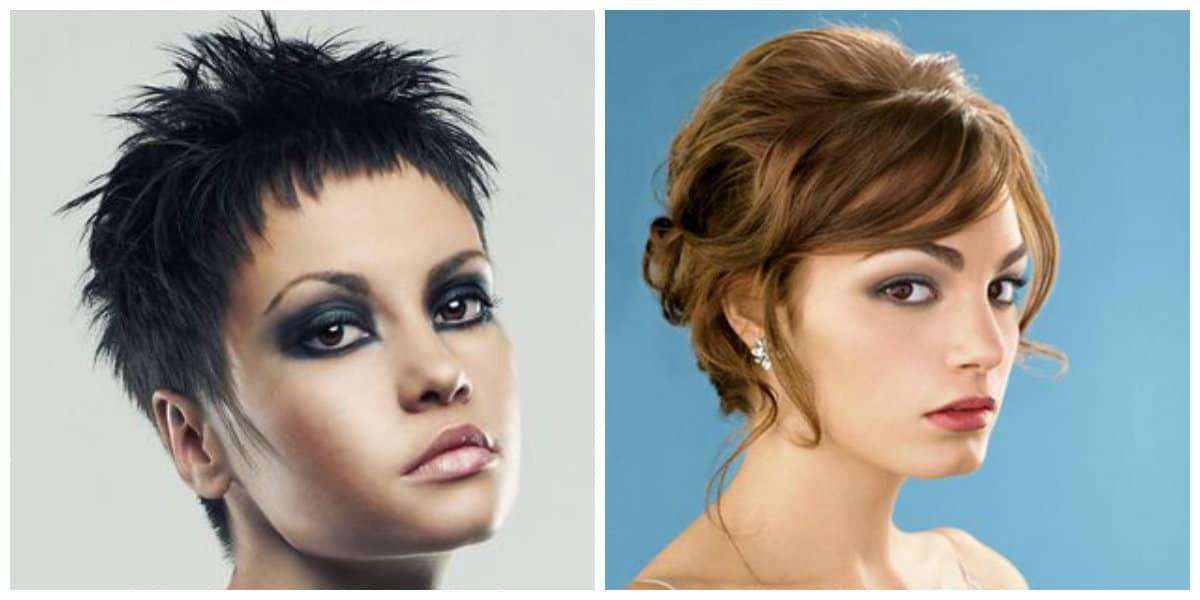 Estilos para pelo corto- muy usado entre mujeres y chicas