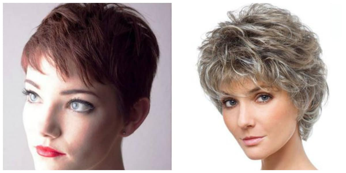 Peinados Cortos 2021 Updos De Moda Para El Peinado Del Cabello Corto