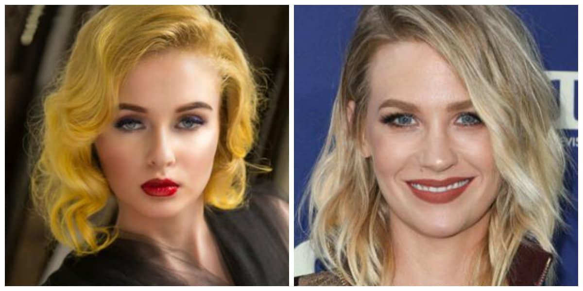 Peinados media melena 2019- como lucir perfectamente