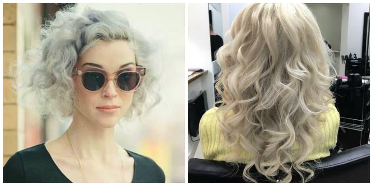 Peinados para abuelitas- tendencias para pelo largo