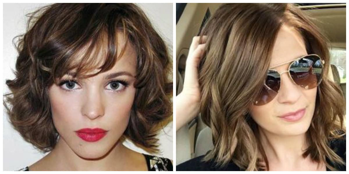 Peinados para cara larga- cabello largo y mediano