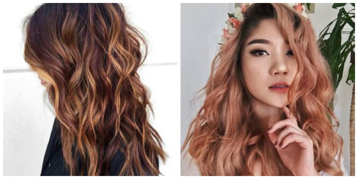 Tendencias color cabello 2019- color de miel d emoda