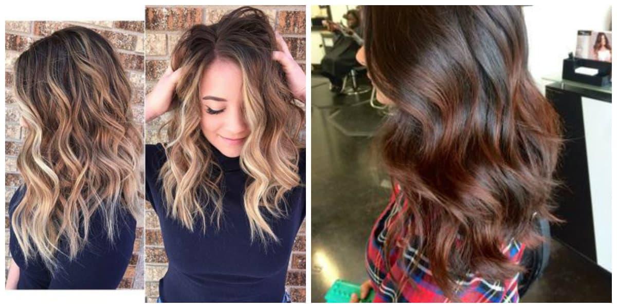 Color de pelo balayage- coloracion del pelo de moda