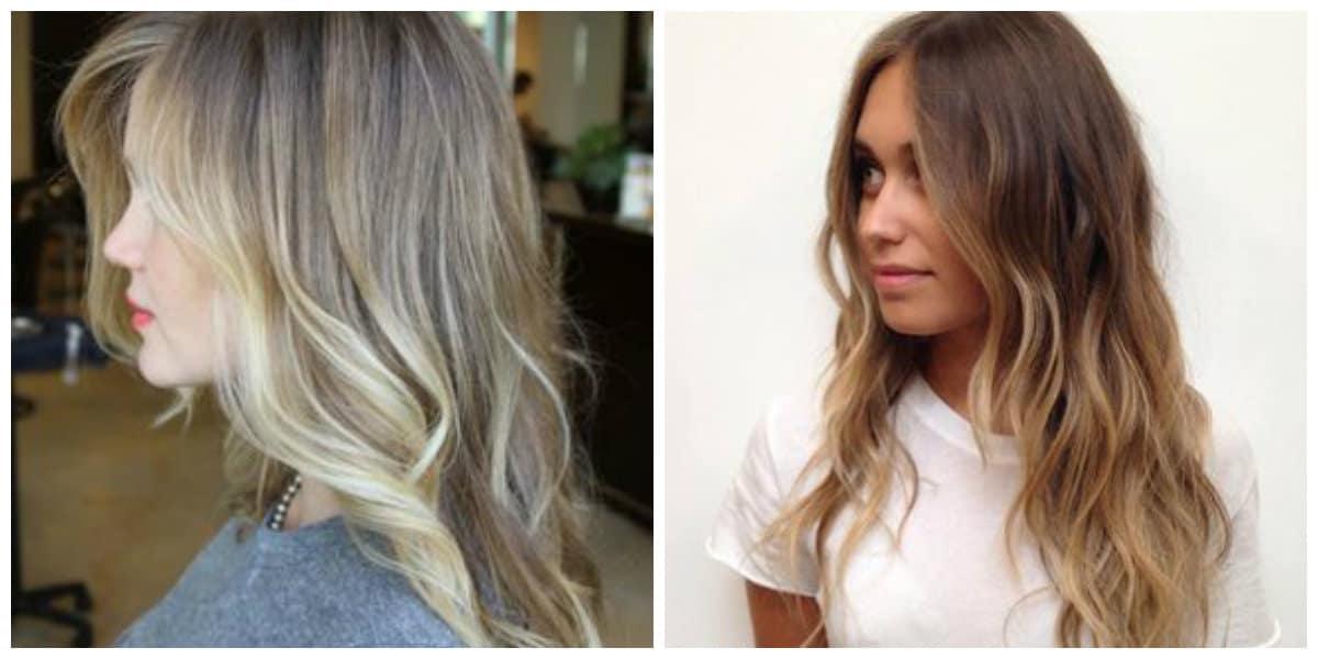 Color de pelo balayage- como hacer lucir el pelo