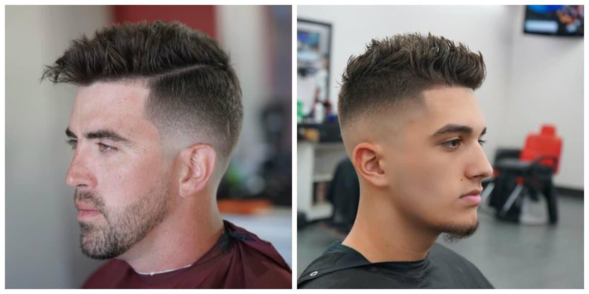 Cortes de cabello corto hombre 2019- pelo de moda