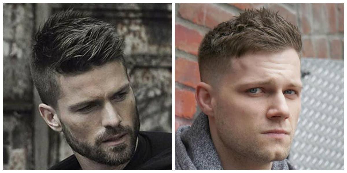 Cortes de cabello corto hombre 2019- cortes de moda