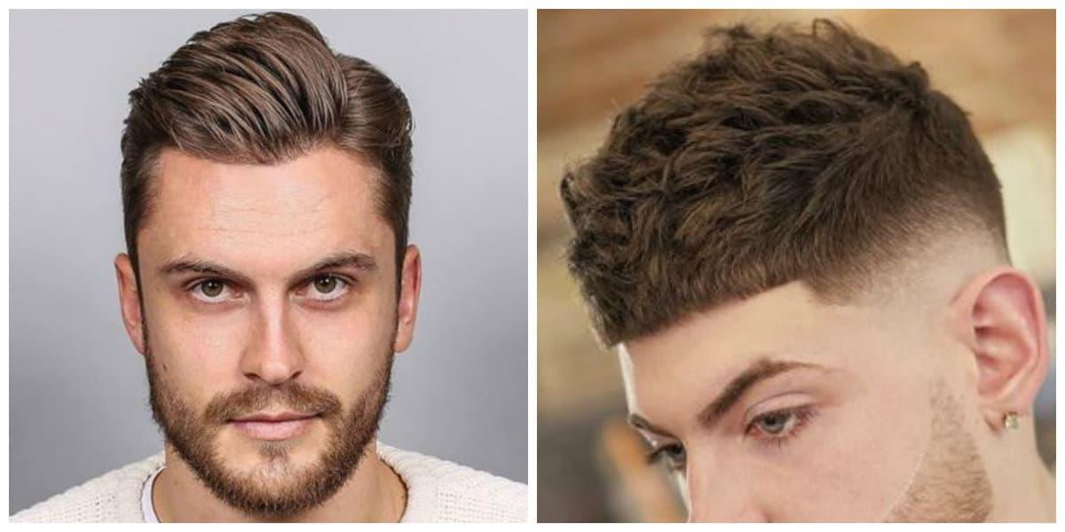 Cortes de cabello corto hombre 2019- apariencia de moda
