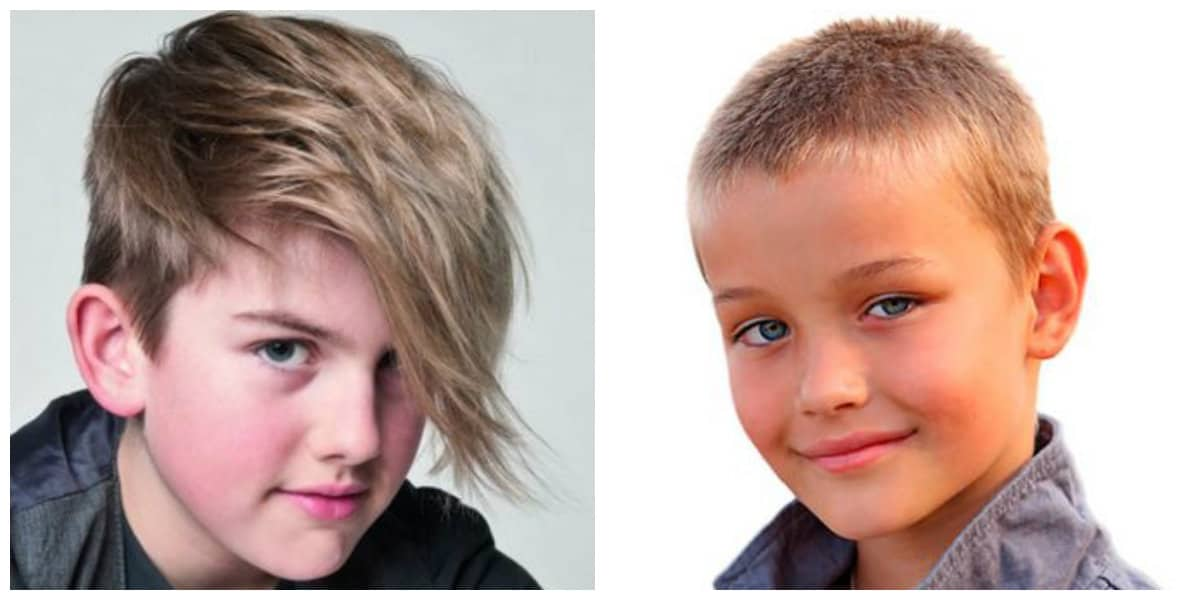 Cortes de pelo para chicos 2019- algunas ideas