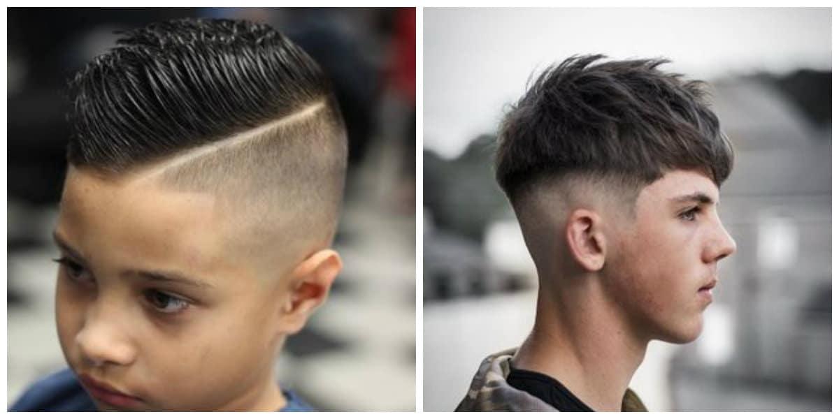 Cortes de pelo para chicos 2019- como crear peinado