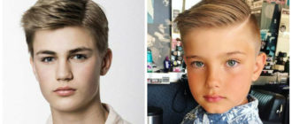 Cortes de pelo para chicos 2019- diferentes estilos
