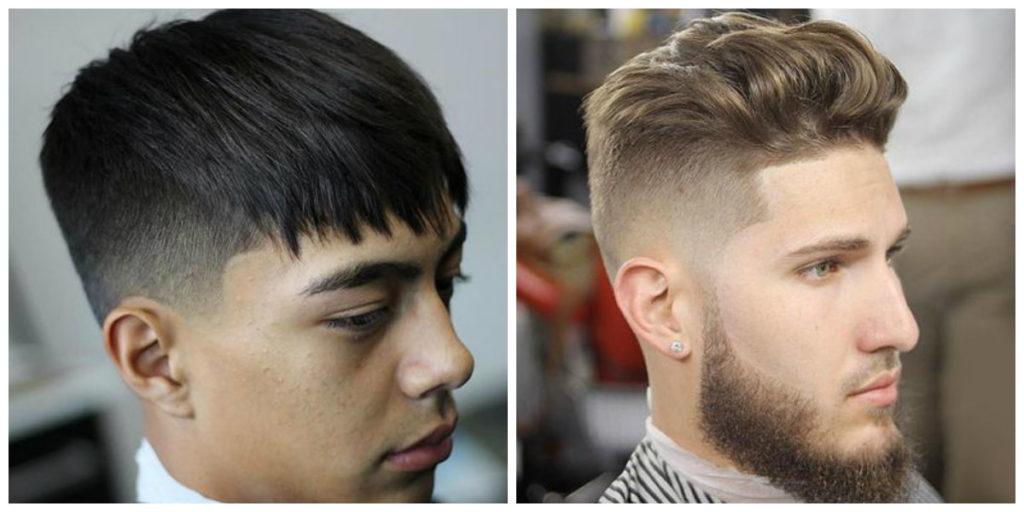 Encantador peinados chicos 2021 Fotos de los cortes de pelo de las tendencias - Cortes Para Hombres 2021: Ideas De Corte De Hombres Más De ...
