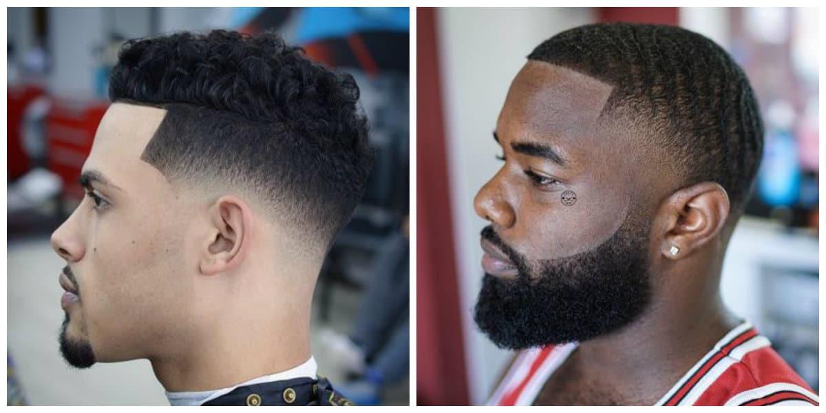 Fade cortes de pelo- tendencias de moda masculina