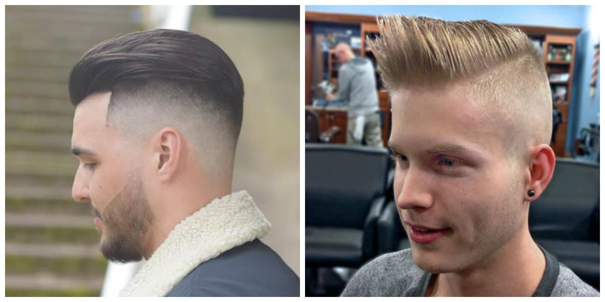 Fade cortes de pelo- algunas ideas que pueden ayudar