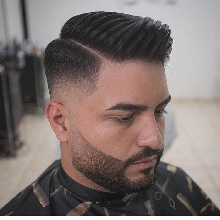 Estilos de cortes de cabello de caballeros