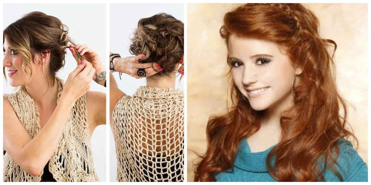 Peinados Faciles 2021: Las Mejores Ideas De Moda De Peinado Pra Mujer