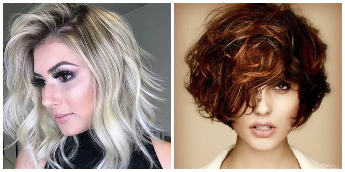 Peinados para mujer 2019- pelo largo y corto de moda