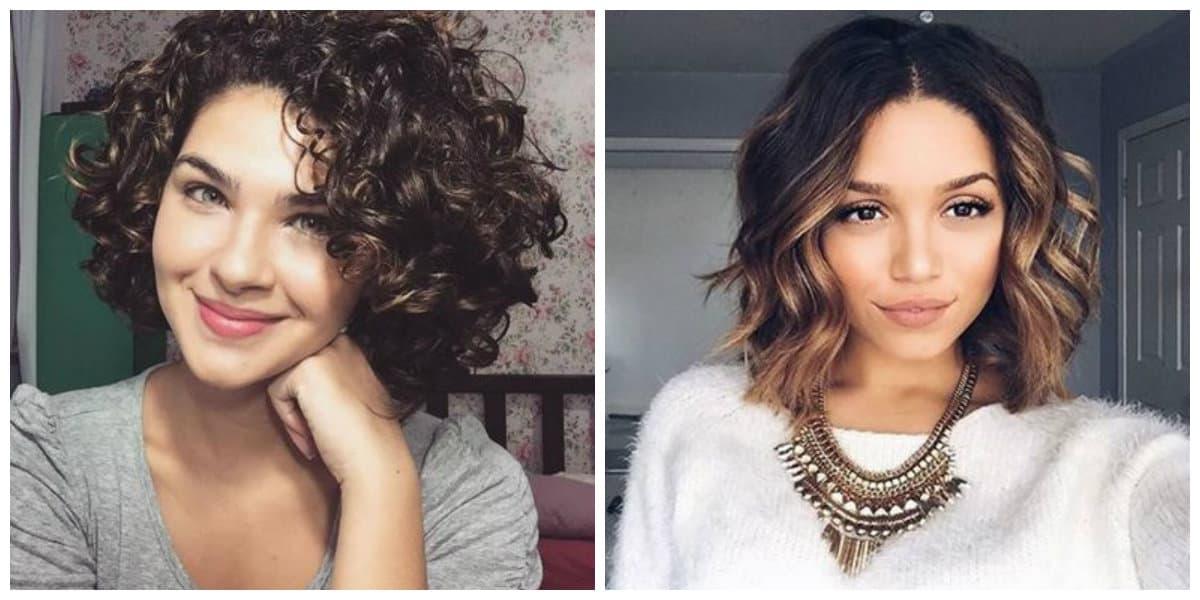 Peinados rizados 2019- todas las tendencias de moda