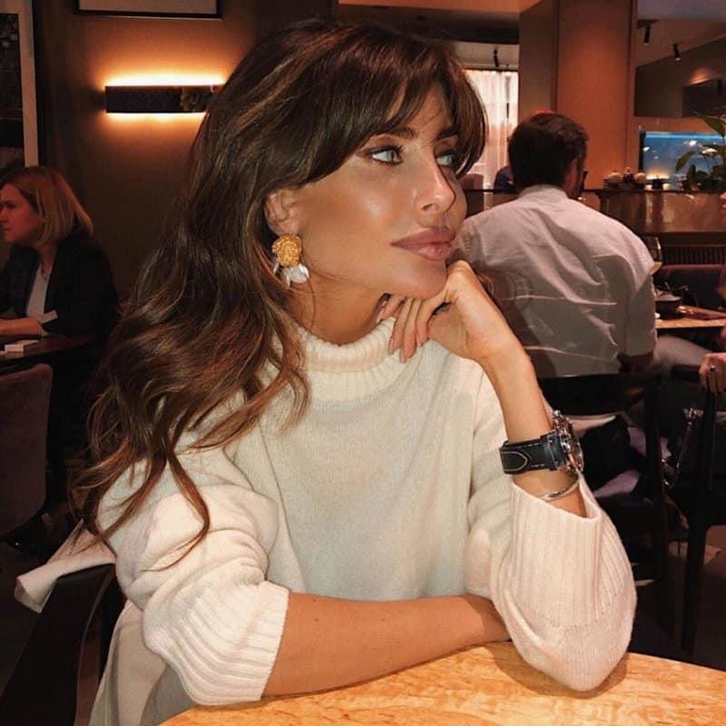 Cortes De Pelo Con Flequillo 2021: Moda Femenina De Cabello Con Flequillo