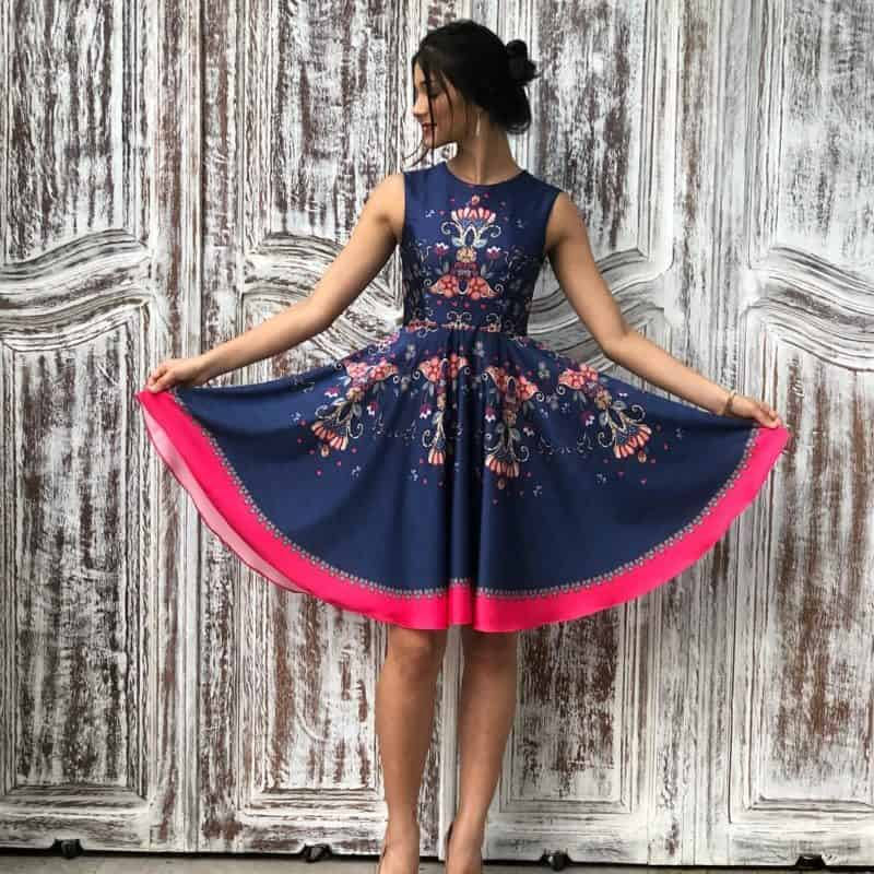 Moda jovenes 2019- ropa para fiesta de moda 2019