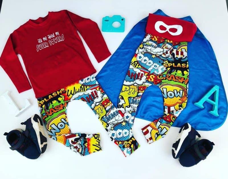 Moda para niños 2019- estilo denim en la coleccion de 2019