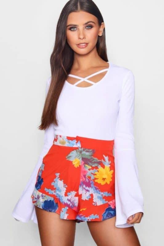 Pantalones cortos mujer 2019- tendencias principales