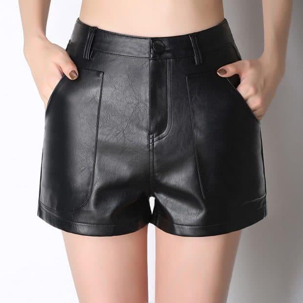 Pantalones cortos mujer 2019- pantalones blancos