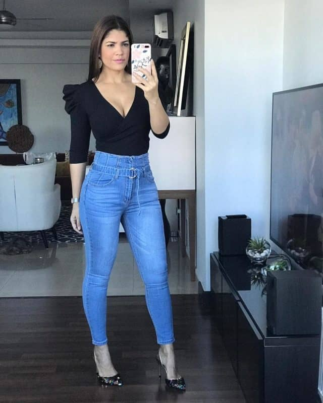 Jeans De Mujer 2021 Estilos De Moda E Ideas De Jeans Para Mujeres 2021