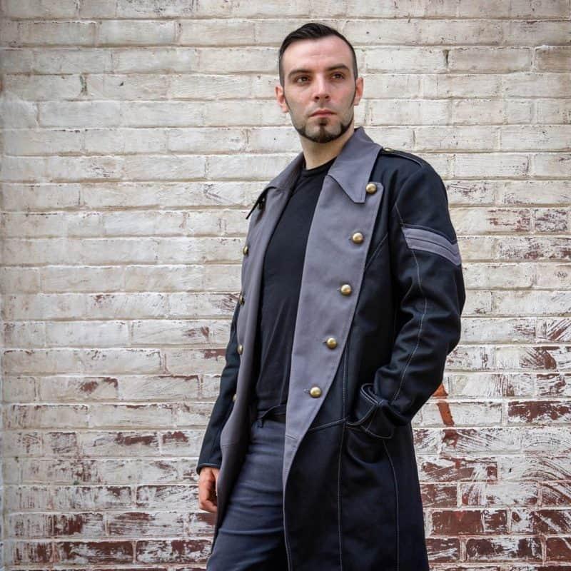 Abrigos para hombre 2019- elegancia en los modelos de abrigos
