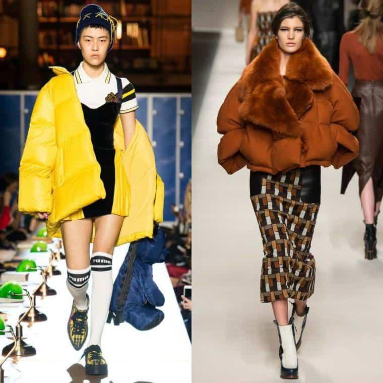 Chaquetas para mujer 2019- desde las colecciones de moda
