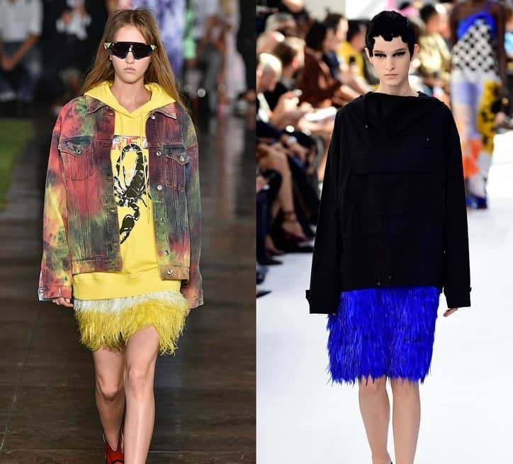 Faldas 2019- ideas desde los mejores disenoadores de moda