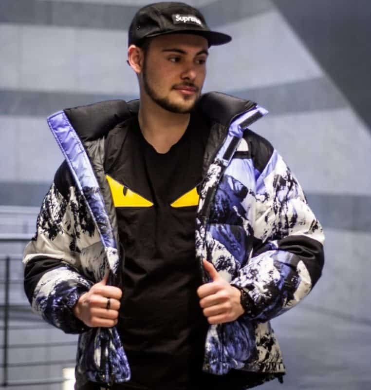 Moda hombre 2019- abrigos para invierno en modelos de moda