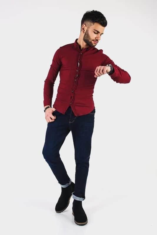 Moda hombre 2019- combinacion de blusas y pantalones de moda