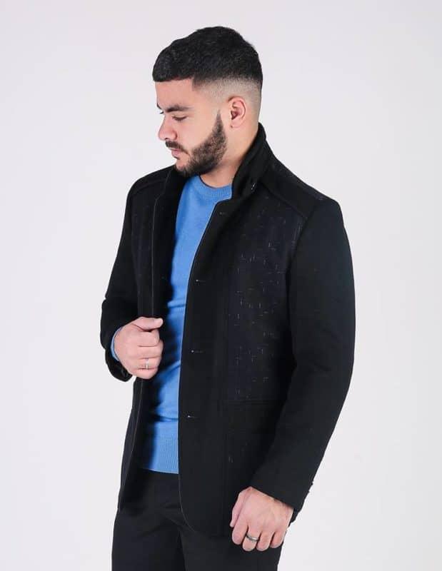 Moda hombre 2019- abrigos elegantes y muy modernas