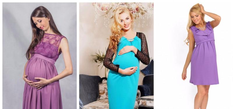 Moda para embarazadas 2019- ropa para las mujeres embarazadas