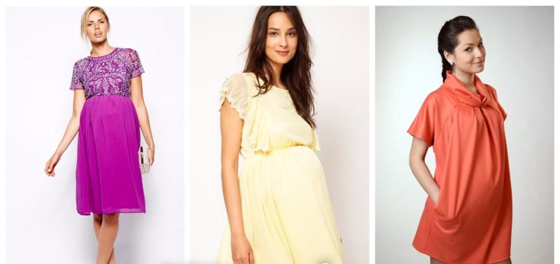 Moda para embarazadas 2019- algunas tendencias muy de moda