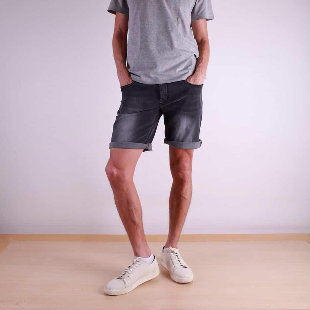 Pantalones Cortos Hombre 2021 Tendencias De Pantalones De Moda 2021