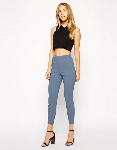 Pantalones de mujer 2019- ropa moderna de estilo femenina de moda